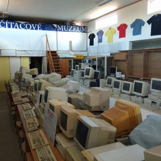 Mírovo muzeum poprvé